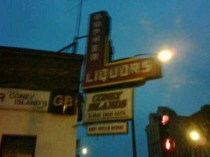 The goddamn Gopher Bar was closed.