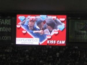 Kiss Cam!